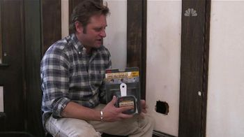 3M Large Hole Repair Kit TV Spot, 'Easy Fix' Featuring George Oliphant