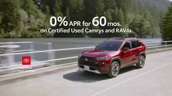 Toyota TV Spot, 'Trust Toyota: Certified Used Vehicles' Song by Vance Joy [T2]