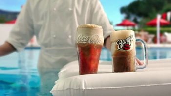 Arby's $1 Floats TV Spot, 'Slurp and Splash' Song by YOGI - Thumbnail 3