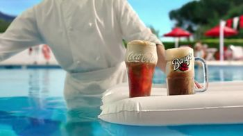 Arby's $1 Floats TV Spot, 'Slurp and Splash' Song by YOGI - Thumbnail 4
