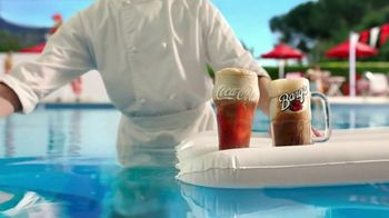 Arby's $1 Floats TV Spot, 'Slurp and Splash' Song by YOGI - Thumbnail 5