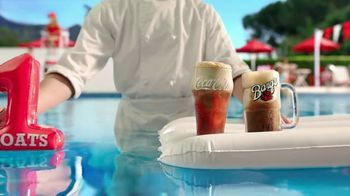 Arby's $1 Floats TV Spot, 'Slurp and Splash' Song by YOGI - Thumbnail 6
