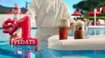 Arby's $1 Floats TV Spot, 'Slurp and Splash' Song by YOGI