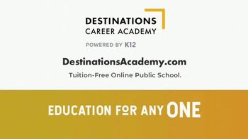 Destinations Career Academy TV Spot, 'A World That's Constantly Changing' - Thumbnail 10