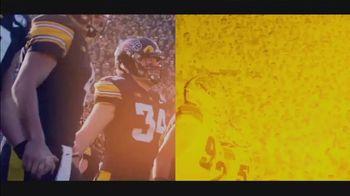 University of Iowa Athletics TV Spot, 'Hawkeye 2020 Football' - Thumbnail 1