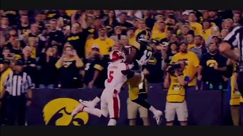 University of Iowa Athletics TV Spot, 'Hawkeye 2020 Football'