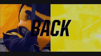 University of Iowa Athletics TV Spot, 'Hawkeye 2020 Football' - Thumbnail 4