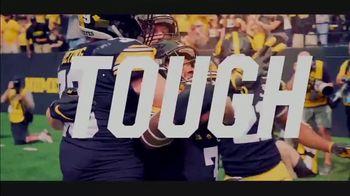 University of Iowa Athletics TV Spot, 'Hawkeye 2020 Football' - Thumbnail 6