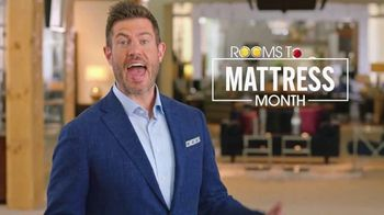 Rooms to Go Mattress Month TV Spot, 'Special Purchase Closeout' Featuring Jesse Palmer - Thumbnail 2