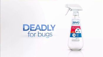 Zevo TV Spot, 'Bad for Bugs, Safe for People and Pets: Available'