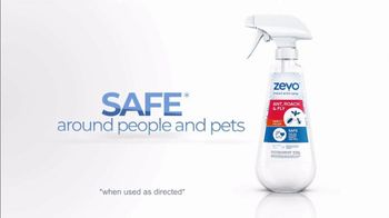 Zevo TV Spot, 'Bad for Bugs, Safe for People and Pets: Available' - Thumbnail 4