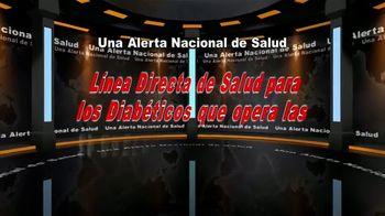 MedEnvios Healthcare TV Spot, 'Alerta nacional: diabéticos' [Spanish]