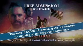 Charis Bible College TV Spot, 'Fourth of July' - Thumbnail 8