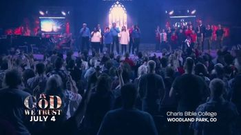Charis Bible College TV Spot, 'Fourth of July' - Thumbnail 1