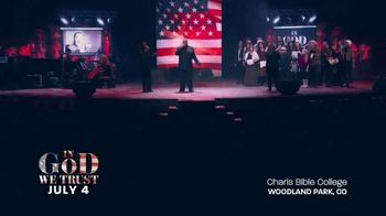 Charis Bible College TV Spot, 'Fourth of July'