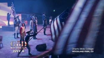 Charis Bible College TV Spot, 'Fourth of July' - Thumbnail 6