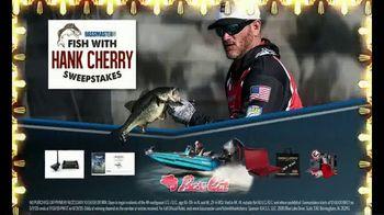 Bassmaster Sweepstakes TV Spot, 'Fishing Trip: Hank Cherry' - Thumbnail 3