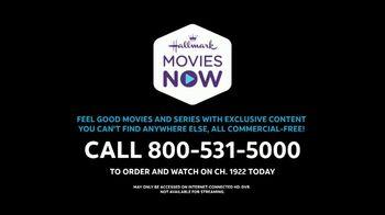 Hallmark Movies Now TV Spot, 'Feel Good Movies' - Thumbnail 9