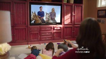 Hallmark Movies Now TV Spot, 'Feel Good Movies'