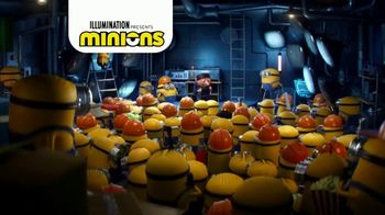 Minions: Rise of Gru Loud and Rowdy  TV Spot, 'From Minions' - Thumbnail 1