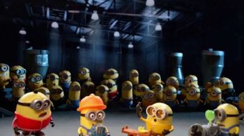 Minions: Rise of Gru Loud and Rowdy  TV Spot, 'From Minions' - Thumbnail 3