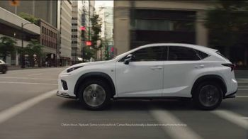 2020 Lexus NX TV Spot, 'Book Review' [T2] - Thumbnail 1