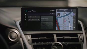 2020 Lexus NX TV Spot, 'Book Review' [T2]