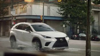 2020 Lexus NX TV Spot, 'Book Review' [T2] - Thumbnail 3