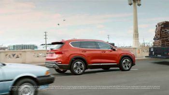 2020 Hyundai Santa Fe TV Spot, 'Reckless' [T2] - 3 commercial airings