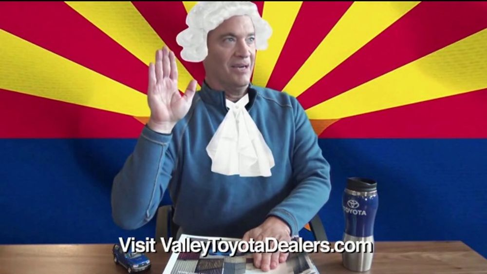 Toyota Certified Used Vehicles TV Commercial, 'Pat's Vlog: Governor' [T2]