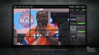 DraftKings Sportsbook TV Spot, 'UFC: Nunes to Win: Hammer'