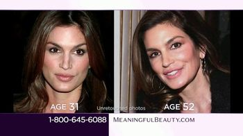 Meaningful Beauty Supreme TV Spot, 'Best Deal Ever: $49.95' Featuring Cindy Crawford, Ellen Pompeo