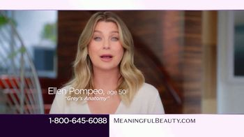 Meaningful Beauty Supreme TV Spot, 'Best Deal Ever: $49.95' Featuring Cindy Crawford, Ellen Pompeo - Thumbnail 10