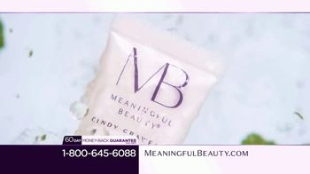 Meaningful Beauty Supreme TV Spot, 'Best Deal Ever: $49.95' Featuring Cindy Crawford, Ellen Pompeo - Thumbnail 6