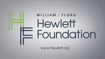 William and Flora Hewlett Foundation TV Spot, 'A Better World' - Thumbnail 7