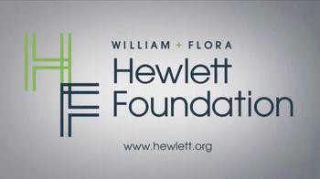 William and Flora Hewlett Foundation TV Spot, 'A Better World' - Thumbnail 6