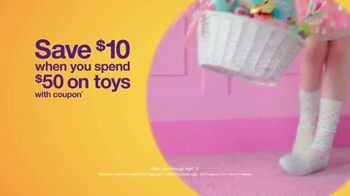 Target TV Spot, 'Easter: Gifts for Every Bunny' Song by LONIS - Thumbnail 3