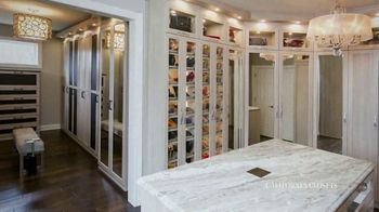 California Closets TV Spot, 'Your Own Space: Free Virtual Consultation'