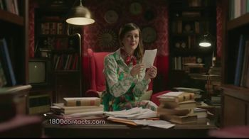 1-800 Contacts TV Spot, 'Alison: Express Exam Online' - Thumbnail 2