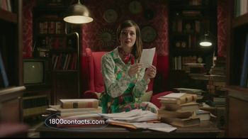1-800 Contacts TV Spot, 'Alison: Express Exam Online'