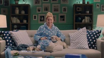 1-800 Contacts TV Spot, 'Bianca: Fresh Supply Delivered'