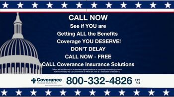 Coverance Insurance Solutions, Inc. TV Spot, 'All the Benefits You Deserve' - Thumbnail 9