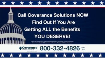 Coverance Insurance Solutions, Inc. TV Spot, 'All the Benefits You Deserve' - Thumbnail 3