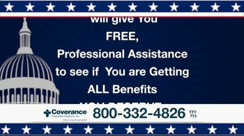 Coverance Insurance Solutions, Inc. TV Spot, 'All the Benefits You Deserve' - Thumbnail 4