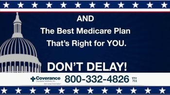 Coverance Insurance Solutions, Inc. TV Spot, 'All the Benefits You Deserve' - Thumbnail 5