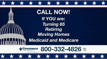 Coverance Insurance Solutions, Inc. TV Spot, 'All the Benefits You Deserve' - Thumbnail 6