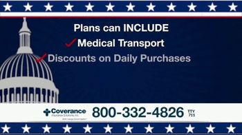 Coverance Insurance Solutions, Inc. TV Spot, 'All the Benefits You Deserve' - Thumbnail 7