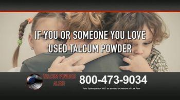 Talcum Powder Alert TV Spot, 'Cancer Diagnosis' - Thumbnail 9