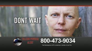 Talcum Powder Alert TV Spot, 'Cancer Diagnosis'