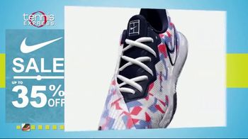 Tennis Express Nike Sale TV Spot, 'Huge Selection of Shoes and Apparel' - Thumbnail 4